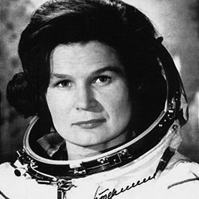 Valentina Tereixkova
