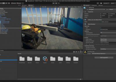 Taller Xnergic: Videojocs i simulacions amb Unity 3D